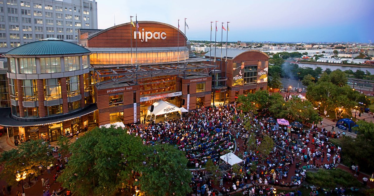 Directions & Parking - NJPAC
